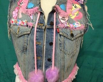 My Little Pony Vest