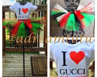 Gucci Tutu Set