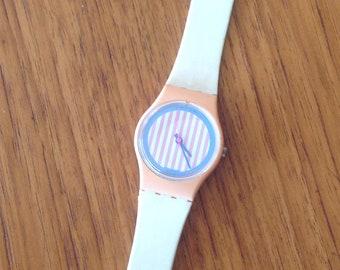 1980s swatch watch