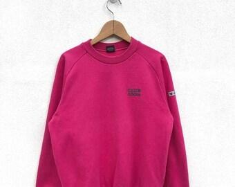 20% OFF Vintage Adidas Sweatshirt,Adidas Sweater,90s Adidas Trefoil,Adidas Club Sweater,Adidas Pink Sweater