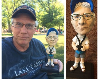 Custom Bobbleheads: Made to Order!