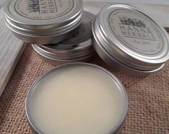Under Eye Balm - Dry Skin Relief - Wrinkle cream - soothing cream - all natural eye cream - anti aging cream - Hanna Herbal