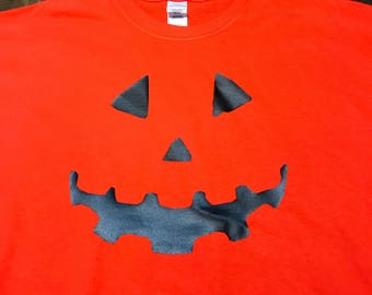Halloween Shirt, Halloween Shirt for Him, Halloween shirt for her, Simple Halloween shirt, Shirt for Trick or Treating