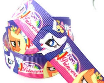 My little pony (50cm) 22mm Ribbon