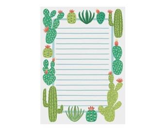 Cactus - Notepad