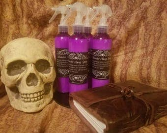 Monster Away Spray - 8 oz - Chase the Monsters in the Dark Away