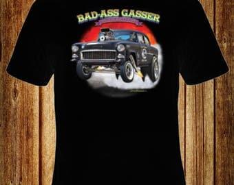 55 Chevy Gasser T-Shirt