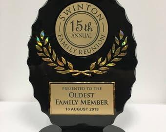 Family Reunion Awards