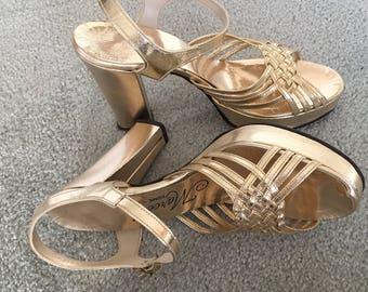 Vintage 1960's dress shoes
