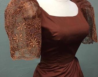 1950s Paquitas Dress