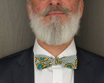Bow tie, Men's bow tie, Colourful bow tie,