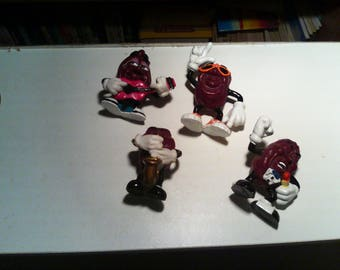 California Raisins  Original Four