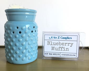 Blueberry Wax Melts, Blueberry Muffin, Blueberry Muffin Wax Melts, Blueberry Wax Tarts, Bakery Wax Melts, Soy Wax Melts, Berry Wax Melts