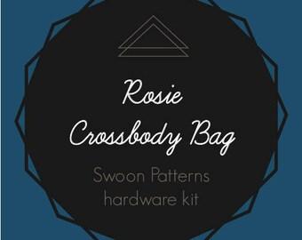 Rosie Crossbody Bag - Swoon Hardware Kit