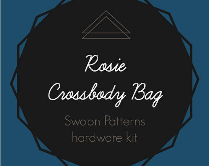 Rosie Crossbody Bag - Swoon Hardware Kit