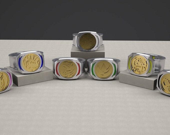 Custom Ranger Rings
