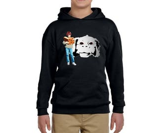 Falkor Hoodie for Kids, The Neverending Story, S-XL, LJ #104