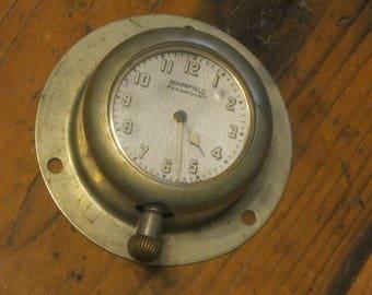 Steampunk Gauge , Steampunk Clock , Gauge