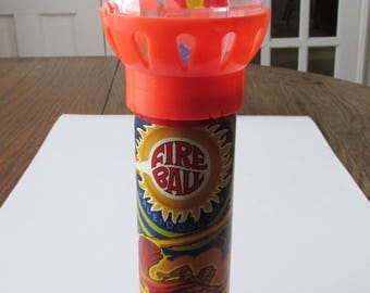 Vintage Fireball Kaleidoscope Fire Ball Toy 1978 USA