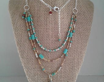 Southwestern Spirit - Necklace