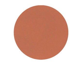 Sunset, 44 mm Pressed Blush, Red Orange Matte