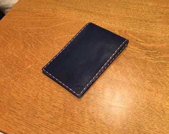 Patriotic Leather Scorecard Holder