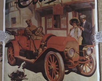 Columbia Car poster