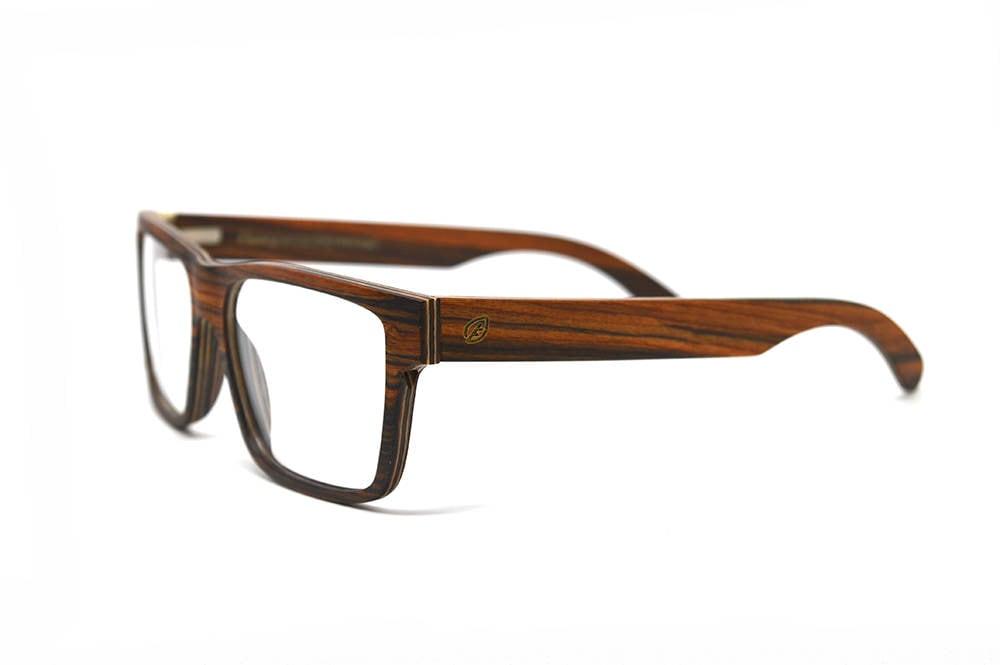 wooden glasses handmade glasses prescription glasses wood eyeglasses thick frame eco eyeglasses wooden sunglasses wood frames - Wood Frames Glasses