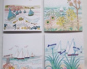 Sails and Seaside -a coll...