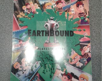 Earthbound Players Guide