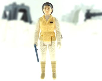 Princess Leia In Hoth Gear Star Wars Action Figure  1977 Empire Strikes Back