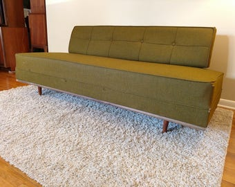 Mid Century Day Bed / Sofa Bed