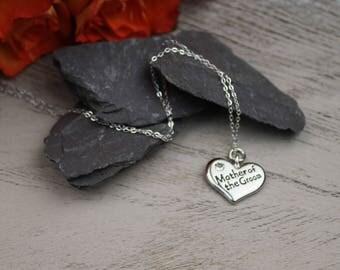 Wedding Necklace, Bridesmaid Gift, Flower Girl Gift, Bridesmaid Necklace, Flower Girl Necklace