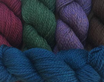 Cascade 128 Superwash +FREE Patterns Bulky Merino Wool 10.99 +1.50ea Ship Teal 856-Brown 863-Plum 1968-Pine 1918-Burgundy 855 MSRP 13.00