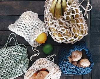 The Mesh Produce Bag Collection