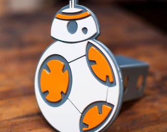 BB-8 Trailer Hitch Cover