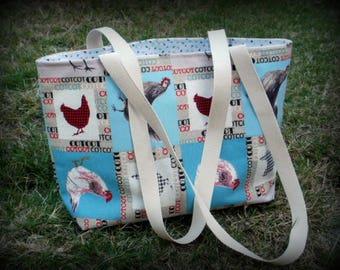 Nice bag - tote bag - shoulder bag