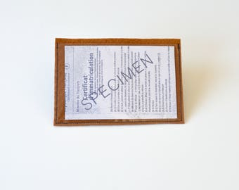 Protects and range grey card and drivers license