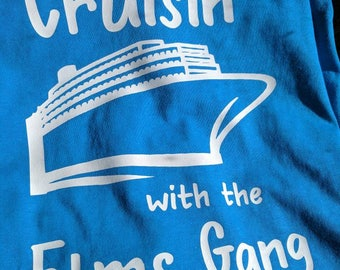 Matching family cruise shirts, cruise shirt, cruising with the family, cruise ship shirt, group cruise shirts, family vacation shirt
