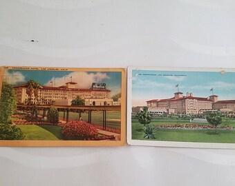 Pair the Ambassador hotel, Los Angeles, CA around 1950