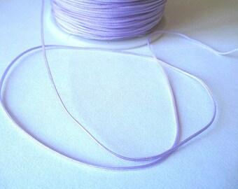 10 meters wire purple nylon 1 mm