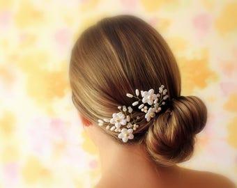 Wedding Hair Pins Wedding Pin Wedding Hairpins Bridal Hair Pins Bridal Hair Piece Bridal Head Piece