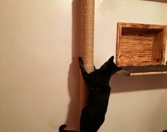 Cat Climber/ Cat Scratcher/ Cat Ramp