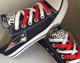 Patriots womens tennis shoes