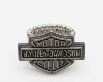 harley steel ring