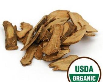 Galangal Root Slices, Organic 1 lb. (Pound) 16 oz.