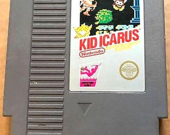 Kid Icarus (Nintendo Entertainment System,1987) NES CARTRIDGE ONLY