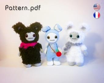 Pattern - Rodidoux little Yeti