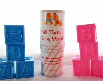 All Natural Baby Powder, Talc Free, Talc Free Baby Powder, 100% All Natural, Powder, Powder for Babies, Baby Skin Care
