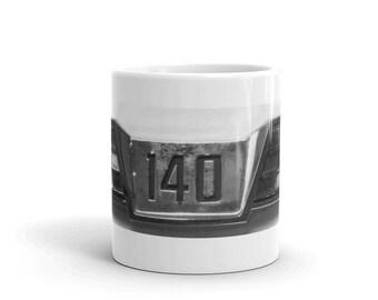 Coffee Mug 140hp Logo